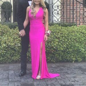 Prom Dress La Femme